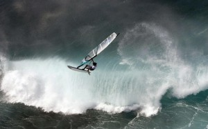 Ocean Windsurfer