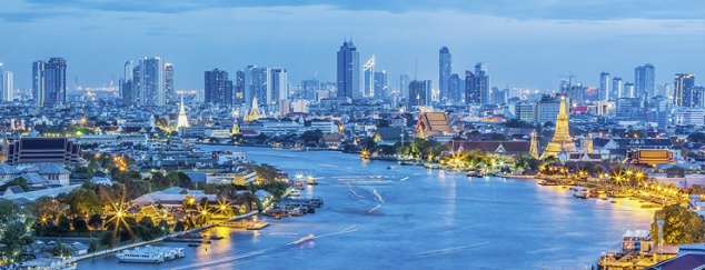 Bangkok by night